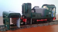 Power Functions 08 BR Shunter | W.I.P Had to revert to the u… | Flickr