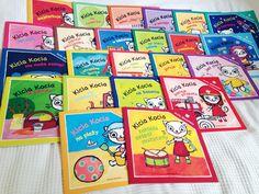 """""""Kicia Kocia"""", czyli fajna seria książek dla małych dzieci Snack Recipes, Snacks, Pop Tarts, Food, Snack Mix Recipes, Appetizer Recipes, Appetizers, Essen, Meals"""