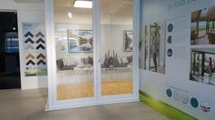 """""""Come and see the very best Architectural Glass Hardware in our Showroom"""""""