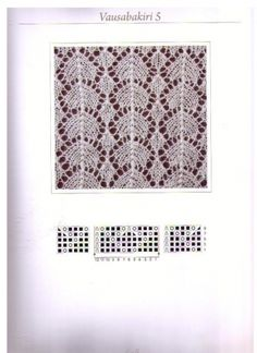 Ажурные узоры / Вязание спицами / Вязание для женщин спицами. Схемы