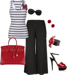 """""""Running around town"""" by latausha-lee on Polyvore"""
