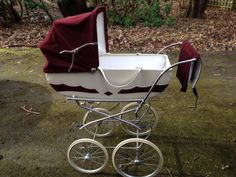 Vintage-French-Aubert-Pram