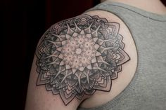 Mandala by Jason Corbett