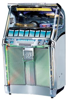 jukeboxes from the 50s history   jukeboxes of that era the wurlitzer classic 2000 a replica of a 1950s ...