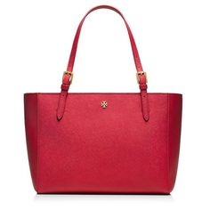 Tory Burch Red York Tote Brand new without tag. In very good condition. 100% authentic Tory Burch Bags Totes