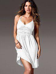 Bra top dress for summer