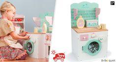 Machine à laver Honey Home - Jouet d'imitation en bois Le Toy Van