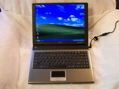 Acer Travelmate 3200 Laptop 14.1 LCD 1.5Ghz XP Pro Good Battery Ready to use!