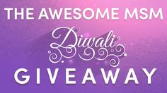 #MSMDiwaliGiveaway✨ This October just keeps getting better and better! Not only is it our birthday month, it's also DIWALI Which is why we have an amazing giveaway in which you can take part and win prizes! To participate, follow the rules below: •Subscribe to our youtube channel (www.youtube.com/c/msmboxindia) •Follow us on instagram (@msmboxindia) •Tag 3 of your friends on our Instagram Diwali post and Giveaway video on YouTube •The contest ends at midnight