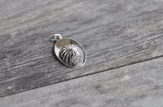 Sterling Silver Fire Fighter's Helmet 3D 925 Sterling Silver Charm Pendant Made in USA by Pearlwearbeads on Etsy