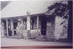 The Yellow Store, Hawkins County, TN.