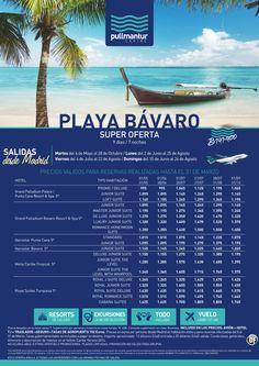 Super Oferta Cadenas Hoteleras Playa Bávaro 2. Verano 2014 ultimo minuto - http://zocotours.com/super-oferta-cadenas-hoteleras-playa-bavaro-2-verano-2014-ultimo-minuto/