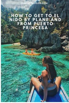 How to get to El Nido, Palawan #palawan #elnido #philippines #itsmorefuninthephilippines #travelph #coron #manila #luzon  via @gamintraveler