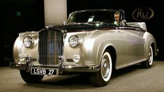 Modified 1962 Rolls-Royce Silver Cloud II Drophead Coupe