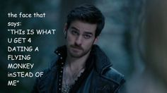 Hehe I <3 Hook! Captain Swan forever! Oh wait ha, wrong board. Ohh well. XD
