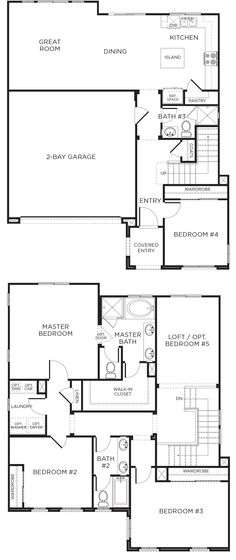 1000 ideas about four square homes on pinterest for Parkview homes floor plans