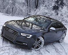 2014 Audi S5 Sportback (333hp, 3.0TFSI supercharged V6) Color: Daytona grey metallic  Performance 0-100kmh/62mph: 4,77sec (tested), 5,1sec (official) Location: Malmö, Sweden Facebook: facebook.com/auditography