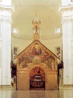 Santa Maria degli Angeli.