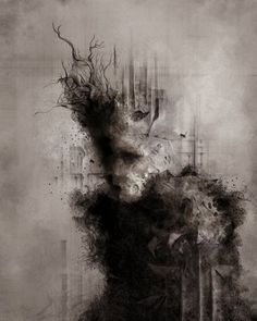 Seeds from Hell Emotion | Art | Feelings | Feel | Strength | Sorrow | Happiness | Depression | Pain | Anguish | Defeat | Sad | Sadness | Torment | Torture | Artist