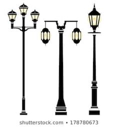 Similar Images, Stock Photos & Vectors of Lamp post collection - 102187369 Street Lamp, Vectors, Royalty Free Stock Photos, Pictures, Image, Collection, Photos, Street Lights, Drawings
