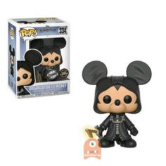 Kingdom Hearts - Mickey Organisation 13 (with chase) US Exclusive Pop Vinyl On Sale Now at Sanity. See our collectable Pop Vinyl Range Here. Disney Mickey Mouse, Disney Pixar, Disney Characters, Pop Figures, Action Figures, Kingdom Hearts Organization 13, Funko Pop Chase, Pop Toys, Funko Pop Vinyl
