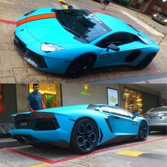 What are your thoughts on this CRAZY Aventador?