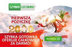 2000 zł za darmo w szybka gotówka