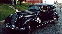 Легковой автомобиль ЗИС-101 (1936), СССР