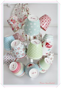 I would love to have all of these! Why don't they make these pretty patterns in…