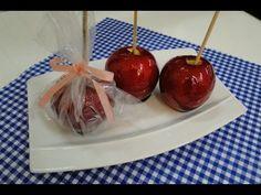 Como fazer maçã do amor - Aprenda a fácil receita - Melhores momentos 2014