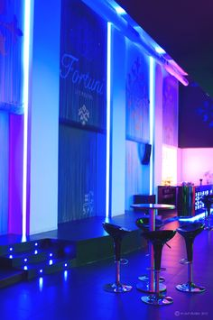 Fortuni NightClub at Las Palmas de Gran Canaria by spanish architects @inoutstudio | www.inoutstudio.com