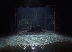 Stalker (1979, Andrei Tarkovsky) / Cinematography by Aleksandr Knyazhinskiy, Georgi Rerberg (1977) and Leonid Kalashnikov
