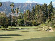 Golf teren Wilshire, Kalifornija, US