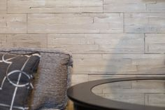 """MyWoodWall """" Safari"""" Peel & Stick wood wall panels. Available to buy directly from our Outlet Store. Not in stock? Contact us and we will discuss your requirements. Timber Wall Panels, Timber Walls, Timber Panelling, Wood Panel Walls, Wooden Walls, Wood Paneling, Stick On Wood Wall, Peel And Stick Wood, Plasterboard Wall"""