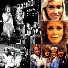 """On the 24th April 1974 Abba were in Holland where they recorded a performance of """"Waterloo"""" for """"The Eddy Becker Show"""" #Abba #Agnetha #Frida http://abbafansblog.blogspot.co.uk/2016/04/abba-date-24th-april-1974.html"""