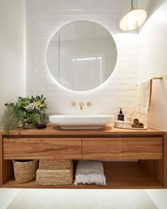 Home Interior Industrial 5 bathroom trends about to be huge according to The Block - Vogue Australia.Home Interior Industrial 5 bathroom trends about to be huge according to The Block - Vogue Australia Bathroom Trends, Bathroom Renovations, Home Remodeling, Remodel Bathroom, Decorating Bathrooms, Bathroom Inspo, Bathroom Styling, Interior Decorating, Family Bathroom