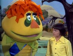 HR Pufnstuf, another wonderfully drug-induced show from Sid & Marty Krofft.