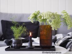 Autumn Interior, Candles, Table Decorations, Furniture, Instagram, Home Decor, Decoration Home, Room Decor, Candy