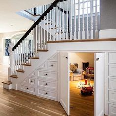 hidden room under stairs – Dream House House Goals, Interior Design Living Room, Room Interior, My Dream Home, Home Projects, Project Projects, Future House, Home Goods, New Homes