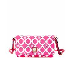 Dooney & Bourke Sanibel Crossbody - Hot Pink