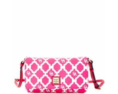 Dooney & Bourke Sanibel Crossbody - Hot Pink