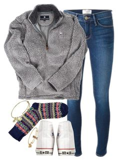 """""""i want some alex and ani"""" by elizabethannee ❤ liked on Polyvore featuring Frame Denim, Converse and Alex and Ani"""
