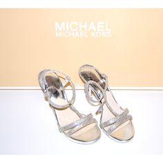 Michael Kors High Heels, Shoes, Fashion, Sandals, Girl Faux Hawk, Zapatos, Moda, Shoes Outlet, La Mode