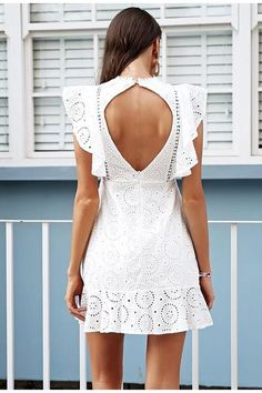 5ecfd7acb78 11 Best White Cotton Dresses images