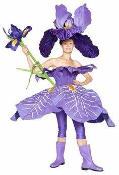 Image result for dandelion costume
