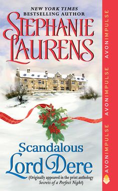Stephanie Laurens - Scandalous Lord Dere  / #awordfromJoJo #HistoricalRomance #StephanieLaurens
