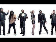 Scream & Shout Remix: Will.i.am Featuring Britney Spears, Hit Boy, Diddy, Waka & Lil Wayne!