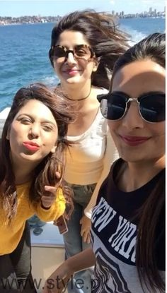 Recent Pictures of Mawra Hocane from Australia Tour (13)