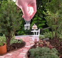 ogród w wersji small