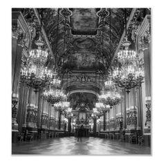The stunning Paris Opera House